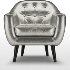 Eclectic Armchairs by Made