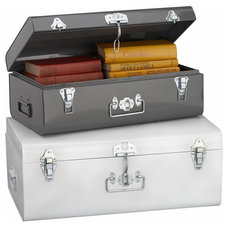 Contemporary Decorative Trunks by CB2