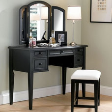 Traditional Bathroom Vanities And Sink Consoles by Hayneedle