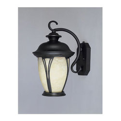 Designers Fountain - Designers Fountain ES30521 Single Light Down Lighting Energy Star Outdoor Wall S - Features: