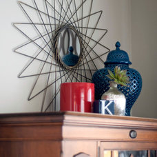 Eclectic  by Judith Balis Interiors