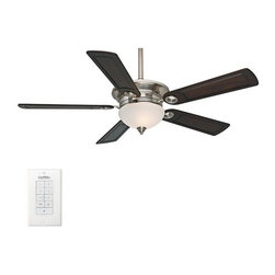 "Casablanca - Casablanca 59059 Whitman 54"" 5 Blade Ceiling Fan - Blades and Light Kit Included - Included Components:"
