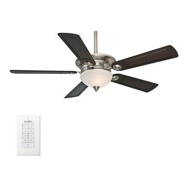 """Casablanca - Casablanca 59059 Whitman 54"""" 5 Blade Ceiling Fan - Blades and Light Kit Included - Included Components:"""