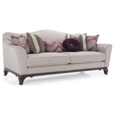 Transitional Sofas by Carter Furniture, Inc.