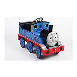 Airflow Collectibles - Thomas Medal Pedal Train Car - Thomas Medal Pedal Engine