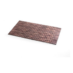 WS Bath Collections - Tapie 72121.10 Shower Mat - Tapie 72121 by WS Bath Collections Shower Mat in Rose Wood