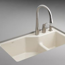 Contemporary Kitchen Sinks by PlumbingDepot.com