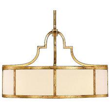 Traditional Pendant Lighting by Jace Interiors & CreateGirl Blog