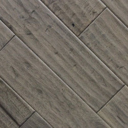 Eternity Engineered Bellagio Collection - Grey Heart engineered floor from the Bellagio Collection, an excellent addition to any upscale home.