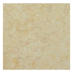 "Lagos Blue Honed Limestone Marble Floor & Wall Tiles 12"" x 12"" - Lot of 200 Tile - 12"" x 12"" Luxor Gold Limestone Honed Marble Floor & Wall Tile is a great way to enhance your decor with a traditional aesthetic touch. This Honed tile is constructed from durable, impervious limestone marble material, comes in a smooth, unglazed finish and is suitable for installation on floors, walls and countertops in commercial and residential spaces such as bathrooms and kitchens."