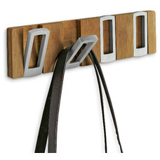 modern hooks and hangers by Chiasso