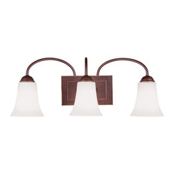 Livex Lighting - Livex Lighting 6483-70 Wall Light/Bathroom Light - Livex Lighting 6483-70 Wall Light/Bathroom Light