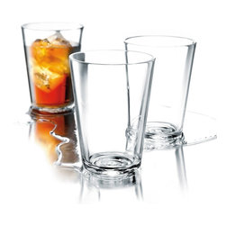 Eva Solo - Eva Solo Tumblers (Set of 4) - This set of 4 tumblers will hold both hot and cold drinks.