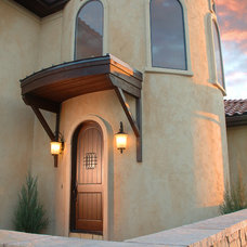 Mediterranean Front Doors by Sun Mountain, Inc.