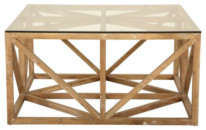 Contemporary Coffee Tables by Jayson Home