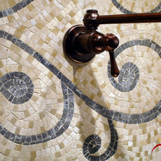 Mediterranean Kitchen by Gnosis -custom mosaics-