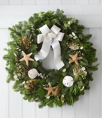 Contemporary Wreaths And Garlands by L.L. Bean