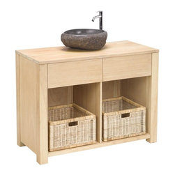 Sterling Industries - Elegance Basin Cabinet - Big - Elegance Basin Cabinet - Big