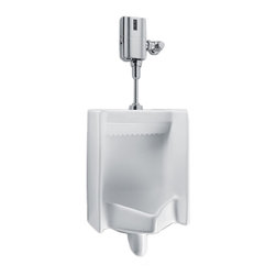 Toto - Toto UT447E#12 Sedona Beige Commercial Washout High Efficiency Urinal, 0.5 GPF - The Comme