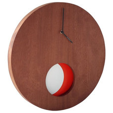 Contemporary Wall Clocks by John Lewis