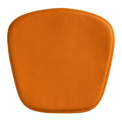 Zuo Modern - Wire/Mesh Cushion Orange - Enhance your seating comfort with our Wire/Mesh Cushion. This cushion will surely make your seating comfort more comfortable.