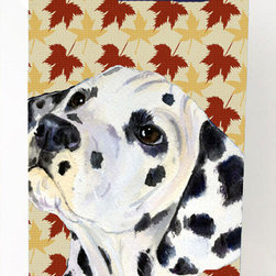 Caroline's Treasures - Dalmatian Fall Leaves Portrait Michelob Ultra Koozies for slim cans SS4364MUK - Dalmatian Fall Leaves Portrait Michelob Ultra Koozies for slim cans SS4364MUK Fits 12 oz. slim cans for Michelob Ultra, Starbucks Refreshers, Heineken Light, Bud Lite Lime 12 oz., Dry Soda, Coors, Resin, Vitaminwater Energy, and Perrier Cans. Great collapsible koozie. Great to keep track of your beverage and add a bit of flair to a gathering. These are in full color artwork and washable in the washing machine. Design will not come off.