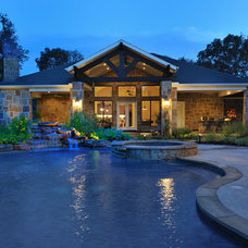 Outdoor Oasis | Cindy Aplanalp.... By Design Interiors