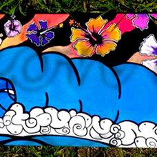 Tropical Artwork by SaxonLynn Arts