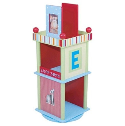 eclectic kids decor by Toys R Us
