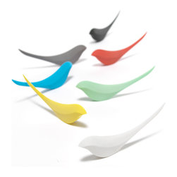 Birdie Paper Knife - I'm not 100 percent sure how these work, but they are gorgeous. I think one needs to sit on my windowsill.