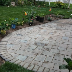 Unilock Richcliff Patio Hardscape -