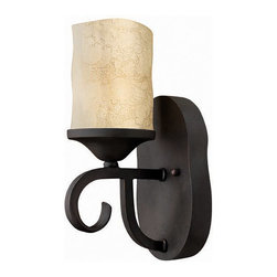 Hinkley Lighting - Hinkley Lighting 4010OL Casa Olde Black Wall Sconce - Hinkley Lighting 4010OL Casa Olde Black Wall Sconce