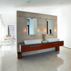 bathroom by EPIC Ceramic & Stone