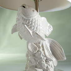 Eclectic Table Lamps by BELLA VICI