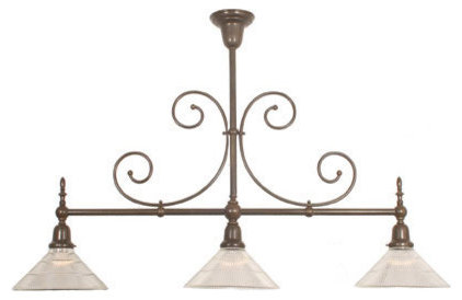 Traditional Kitchen Island Lighting by Turn of the Century Lighting