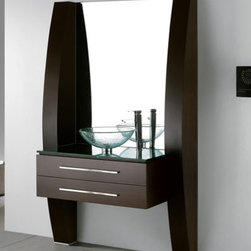Bathroom Vanities Sets - Bathroom vanities set help you remodeling your bathroom is one of the most real-world investments that you can make. Vanities set can restore the unique loveliness that your bath had when you first bought it. It can also redefine certain features so that you can relish it all over all over again in a brand new look. There are many dissimilar ways that you can go about doing this provisional on your budget. In particular cases, you could avoid all of the hard, classy work and opt for revamping instead of a massive overhaul. For instance, you could consider getting modern bathroom vanities sets to give you're most friendly space a contemporary look and impression.