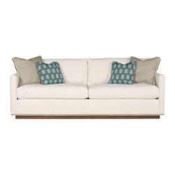 Vanguard Furniture - Vanguard Furniture Irvine Sofa W155-2S - Vanguard Furniture Irvine Sofa W155-2S