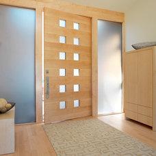 Modern Front Doors by Liberty Valley Doors
