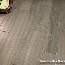 Contemporary Hardwood Flooring by Diablo Flooring,Inc