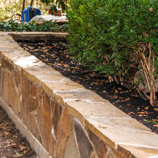 Traditional Landscaping Stones And Pavers by Callie Custom Homes