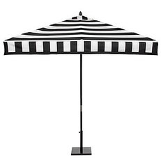 contemporary outdoor umbrellas by Z Gallerie