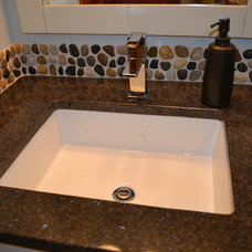 Modern Bathroom Vanities And Sink Consoles by Architectural Justice