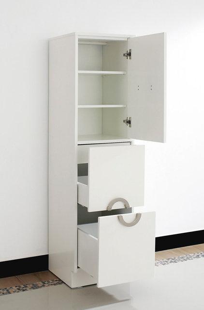 Bathroom Storage by Studio Bathe