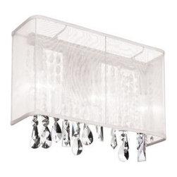 Dainolite - Dainolite 85306W-44-119 Bohemian 1 Light Wall Sconce - Features: