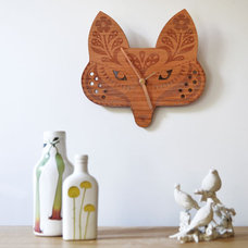 Eclectic Clocks by A Skulk of Foxes