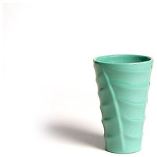 Modern Vases by Bauer Pottery Company