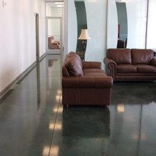 Modern Floors by Concreteideas.com