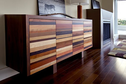 Contemporary Buffets And Sideboards by ZWADA home