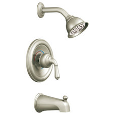Modern Showerheads And Body Sprays by PlumbersStock
