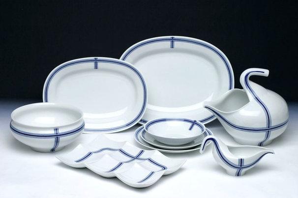 Modern Dinnerware Sets by Riiko Ceramics